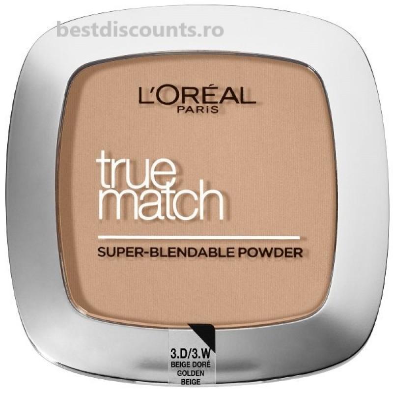 True Match/Perfect Match 3D/3W Beige Dore/Golden Beige