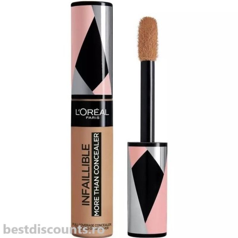 Loreal Infaillible More Than Concealer 322 Ivory