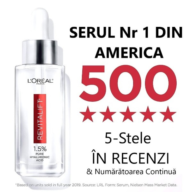 Loreal Ser Concentrat Revitalift Filler HA 30 ml