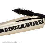 Rimel Volume Million Lashes Black L'Oreal Paris Mascara