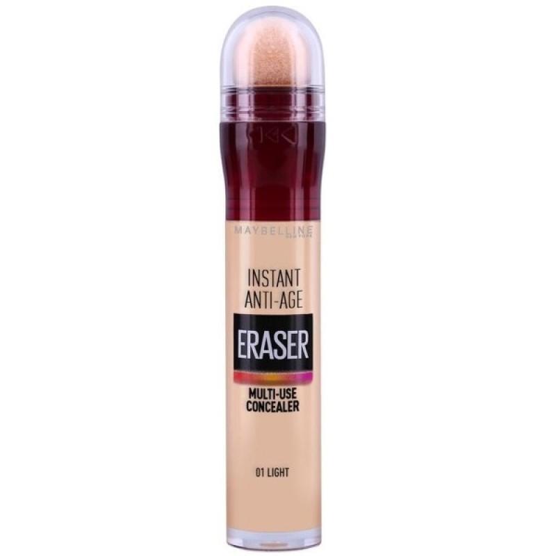 Maybelline Instant Anti Age Eraser 01 Light Concealer Corector Anticearcan