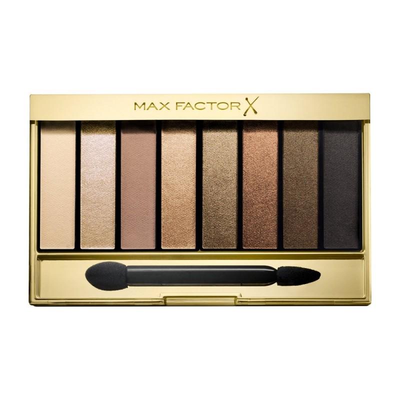 Max Factor Masterpiece Nude Palette 02 Golden Nudes