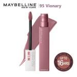 Maybelline Superstay Matte Ink 95 Visionary