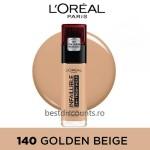 Infaillible 140 Beige Dore - Golden Beige L'Oreal Paris