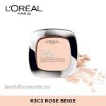 True Match Powder 3R - 3C Rose Beige L'Oreal Paris